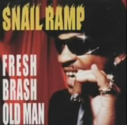 【中古】FRESH BRASH OLD MAN/SNAIL RAMP