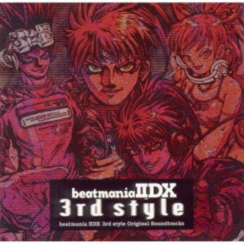【中古】beatmania II DX 3rd style Original Soundtracks/ゲームミュージック