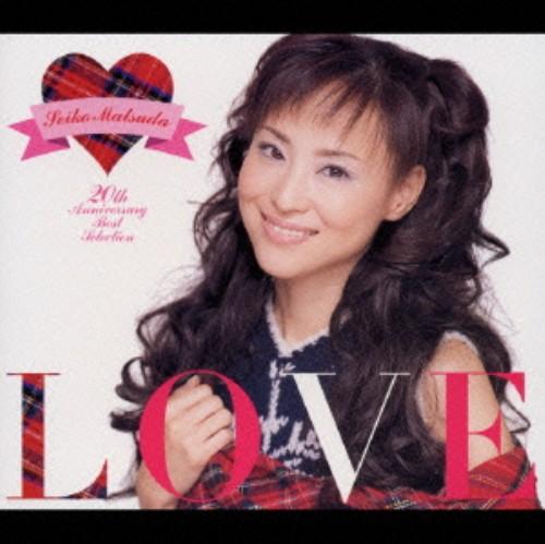【中古】LOVE〜Seiko Matsuda 20th Anniversary Best Selection〜/松田聖子