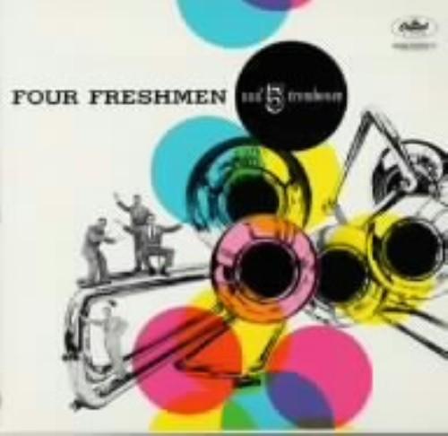 【中古】フォー・フレッシュメン&5トロンボーンズ/フォー・フレッシュメン&5トロンボーンズ
