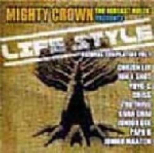 【中古】MIGHTY CROWN presents LIFE STYLE RECORDS COMPILATION vol.1/オムニバス