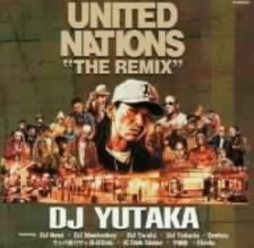 【中古】UNITED NATIONS {THE REMIX}/DJ YUTAKA