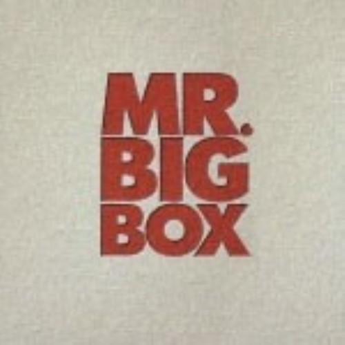 【中古】Mr.Big Box(初回限定盤)/MR.BIG