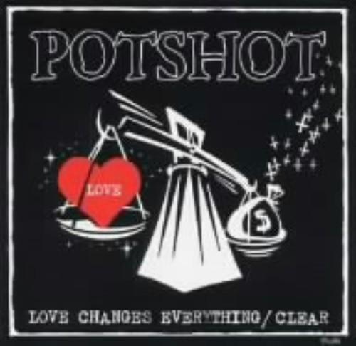 【中古】LOVE CHANGES EVERYTHING/CLEAR/POTSHOT
