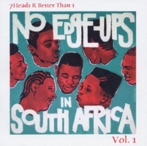 【中古】7 Heads R Better Than 1−No Edge Ups In South Africa/オムニバス