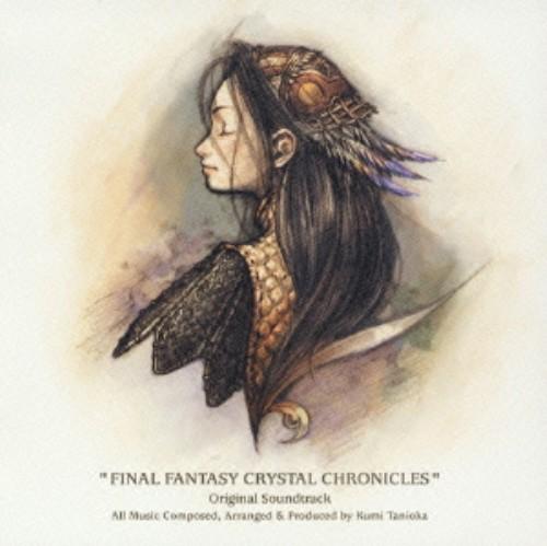 【中古】FINAL FANTASY CRYSTAL CHRONICLES Original Soundtrack/ゲームミュージック