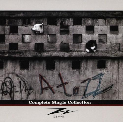 【中古】A to ZZ〜Complete Single Collection〜(DVD付)/ZZ