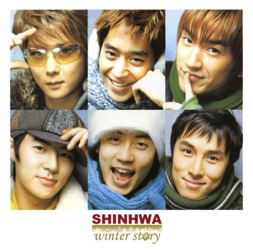 【中古】ウィンター・ストーリー/Shinhwa