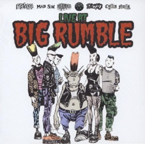 【中古】LIVE AT BIG RUMBLE/オムニバス