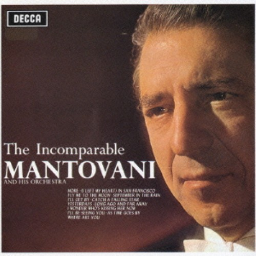 【中古】時の過ぎゆくまま/マントヴァーニ・オーケストラ