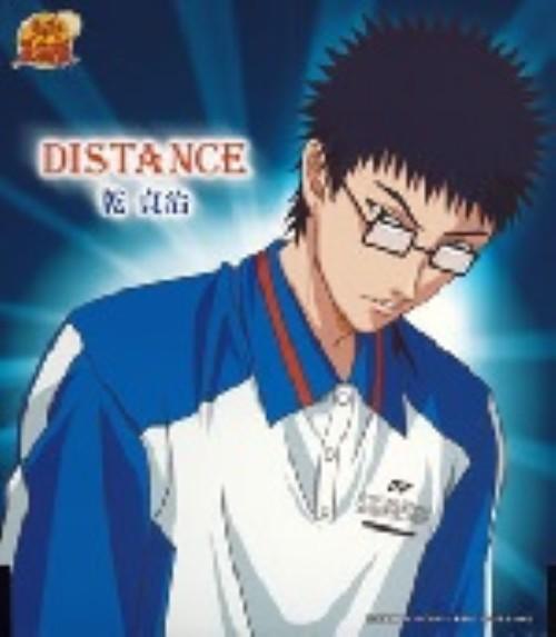 【中古】DISTANCE(初回限定盤)/津田健次郎(乾貞治)