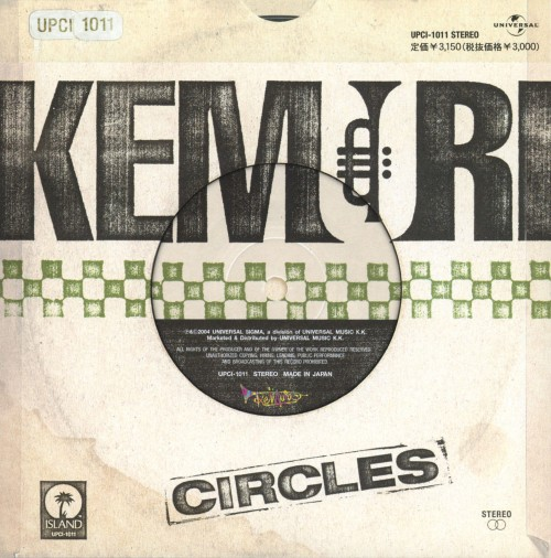 【中古】CIRCLES/KEMURI