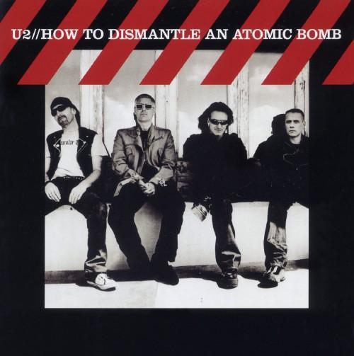 【中古】ハウ・トゥ・ディスマントル・アン・アトミック・ボム/U2