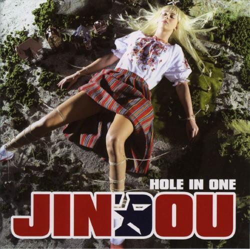 【中古】HOLE IN ONE(初回限定盤)(DVD付)/JINDOU