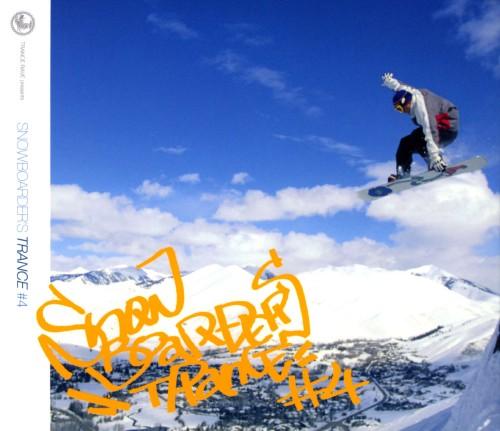 【中古】SNOWBOARDER'S TRANCE#4/オムニバス