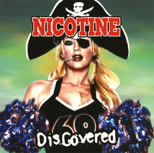 【中古】DISCOVERED/NICOTINE