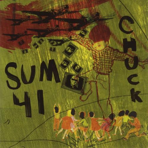 【中古】チャック〜2CDスペシャル・ツアー・エディション(初回生産限定盤)/SUM41