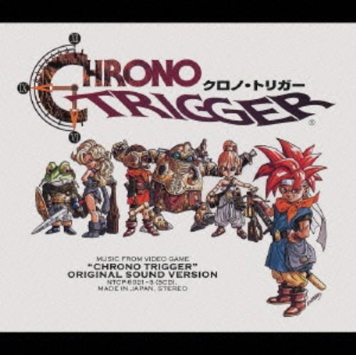 【中古】クロノ・トリガー・オリジナル・サウンド・バージョン/ゲームミュージック