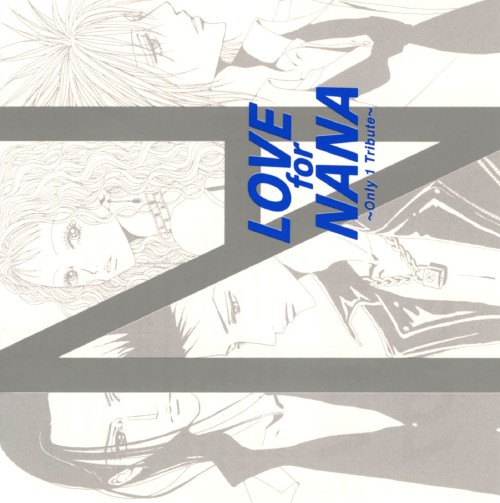【中古】LOVE for NANA〜ONLY 1 TRIBUTE〜 <TRAPNESTバージョン>/オムニバス