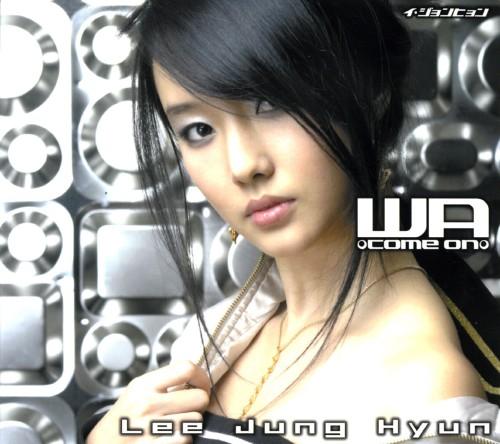 【中古】WA−come on−(DVD付)/イ・ジョンヒョン