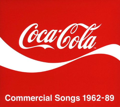 【中古】コカ・コーラCMソング集 1962−89/オムニバス