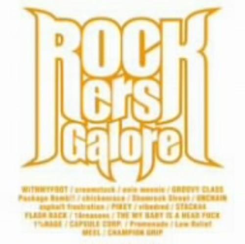 【中古】Rockers Galore/オムニバス