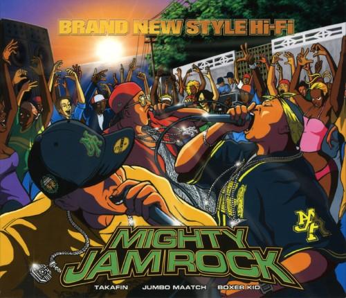 【中古】BRAND NEW STYLE Hi−F/MIGHTY JAM ROCK