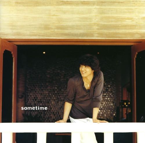 【中古】sometime(DVD付)/パク・ヨンハ