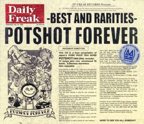 【中古】POTSHOT FOREVER/POTSHOT