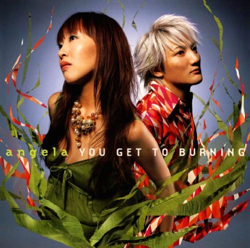 【中古】YOU GET TO BURNING/angela