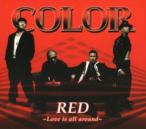 【中古】RED/COLOR