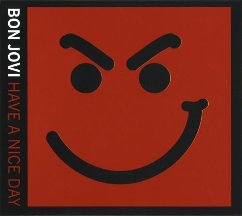 【中古】ハヴ・ア・ナイス・デイ(初回限定盤)(DVD付)/ボン・ジョヴィ