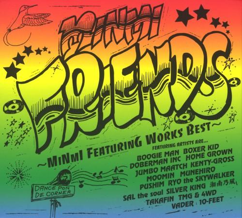 【中古】FRIENDS MINMI featuring works BEST/MINMI