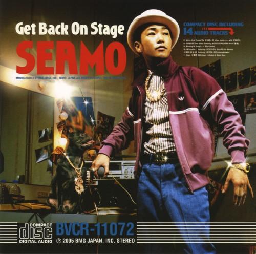 【中古】Get Back On Stage/SEAMO