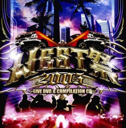 【中古】WEST祭2005〜LIVE DVD&COMPILATION CD〜(DVD付)/オムニバス