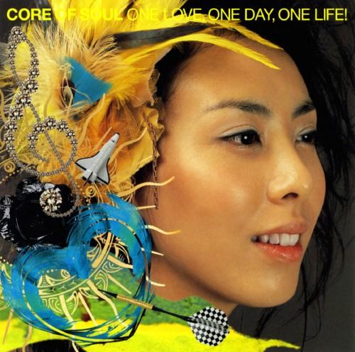 【中古】ONE LOVE,ONE DAY,ONE LIFE/CORE OF SOUL
