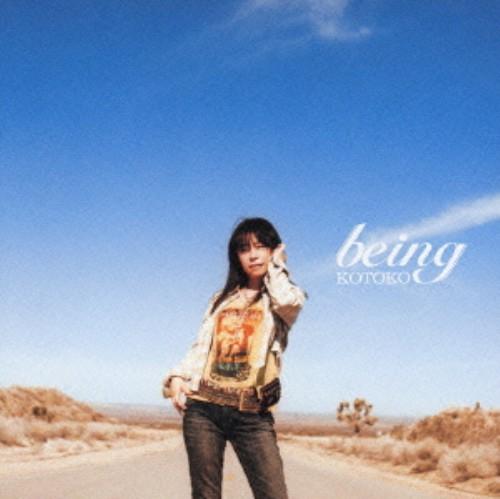 【中古】being(初回限定盤)(DVD付)/KOTOKO