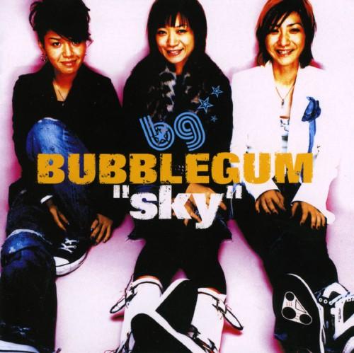 【中古】sky(初回生産限定盤)/BUBBLEGUM