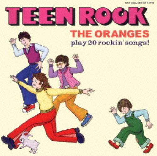 【中古】TEEN ROCK/THE ORANGES