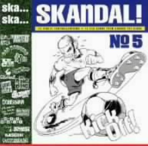 【中古】SKANDAL No.5 スカ・ワールドカップ/オムニバス