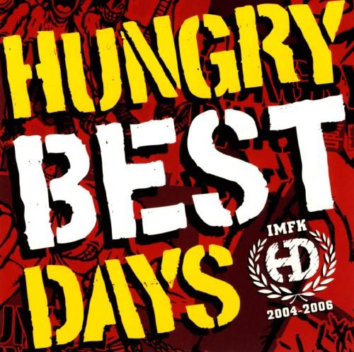 【中古】BEST DAYS/HUNGRY DAYS