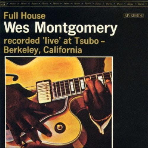 【中古】フル・ハウス+3(初回限定盤)/ウェス・モンゴメリー