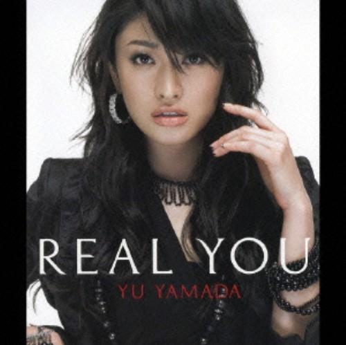 【中古】REAL YOU(初回限定盤)/山田優
