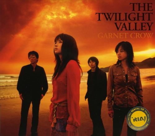【中古】THE TWILIGHT VALLEY/GARNET CROW