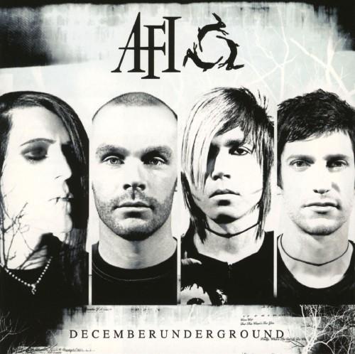 【中古】ディセンバーアンダーグラウンド(DVD付)/AFI