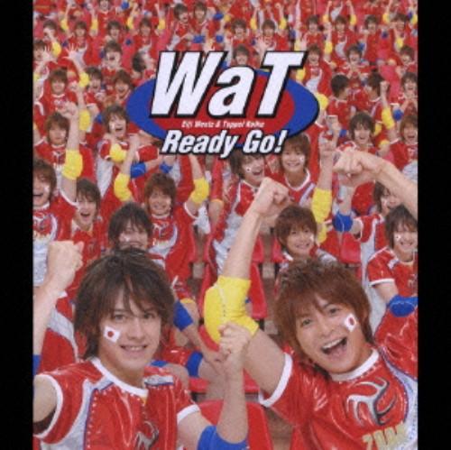 【中古】Ready Go!(初回限定盤)/WaT
