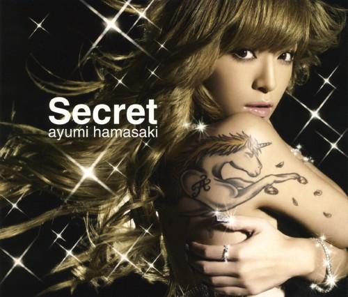 【中古】Secret(DVD付)/浜崎あゆみ