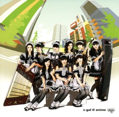 【中古】C−gal@anima(検索)/C−gal(東方女子楽坊)