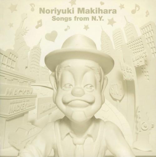 【中古】ノリユキ・マキハラ・ソングス・フロム・N.Y.(DVD付)/オムニバス