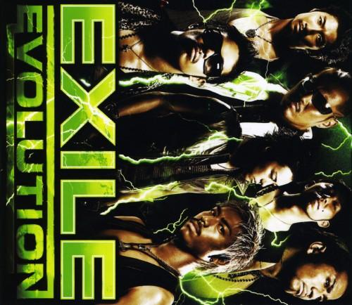 【中古】EXILE EVOLUTION(DVD付)/EXILE